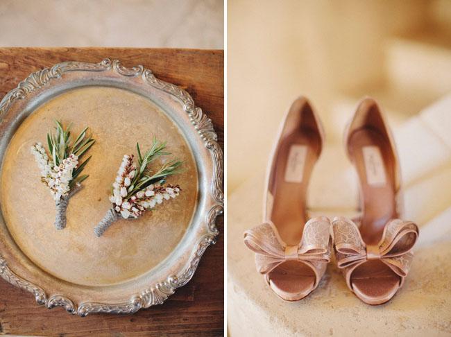 Tuscany Themed Weding Invitations