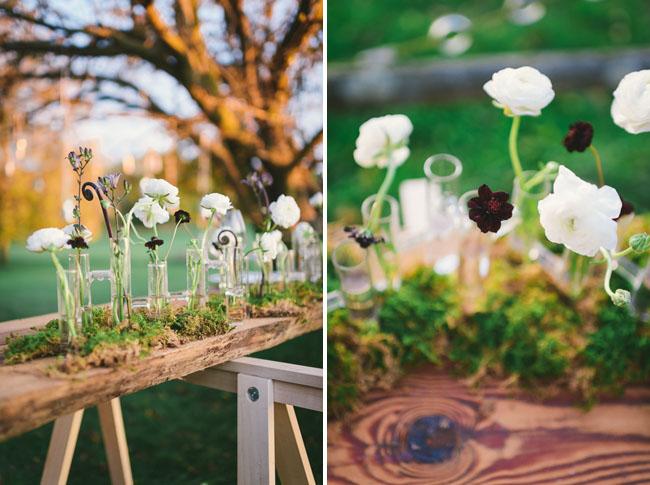 Modern, Eco-Friendly Wedding Inspiration