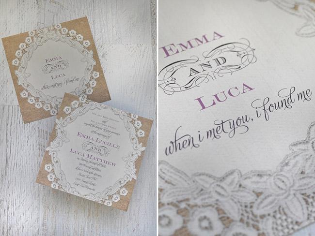 Boho Wedding Invites By Invitations By Dawn Green