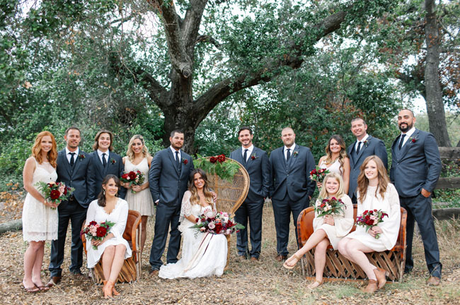 Handmade Bohemian Ranch Wedding Rikki Justin Green