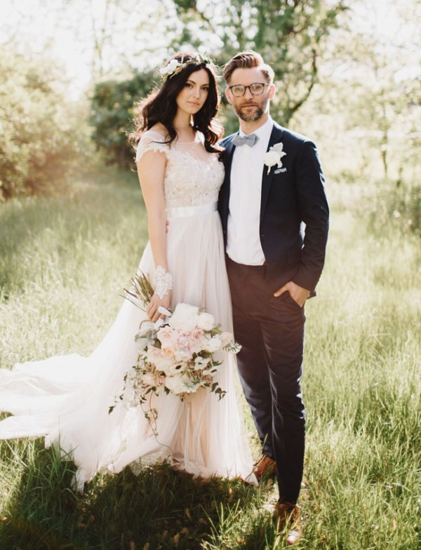 Rustic Pennsylvania Barn Wedding Veronica Justin