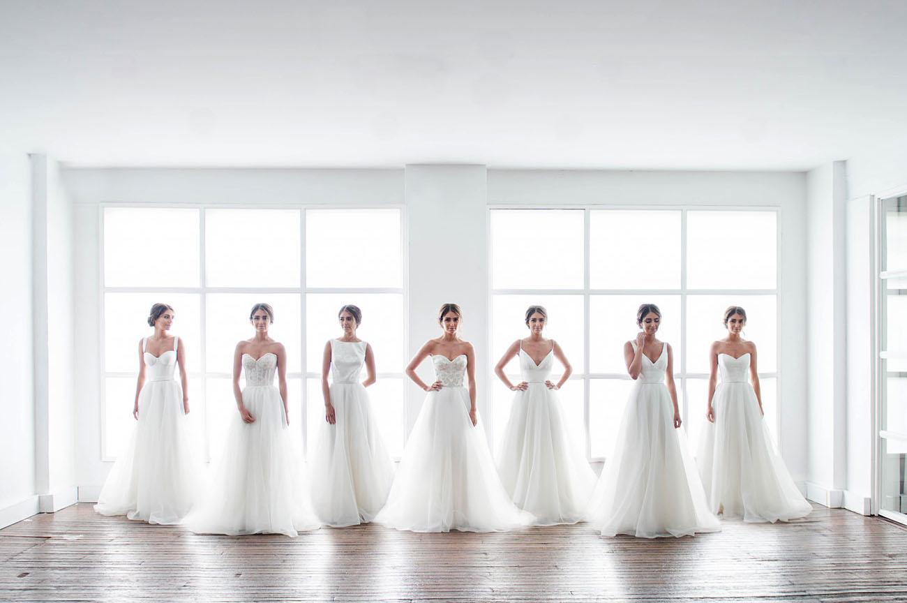 Design Your Own Karen Willis Holmes Wedding Dress