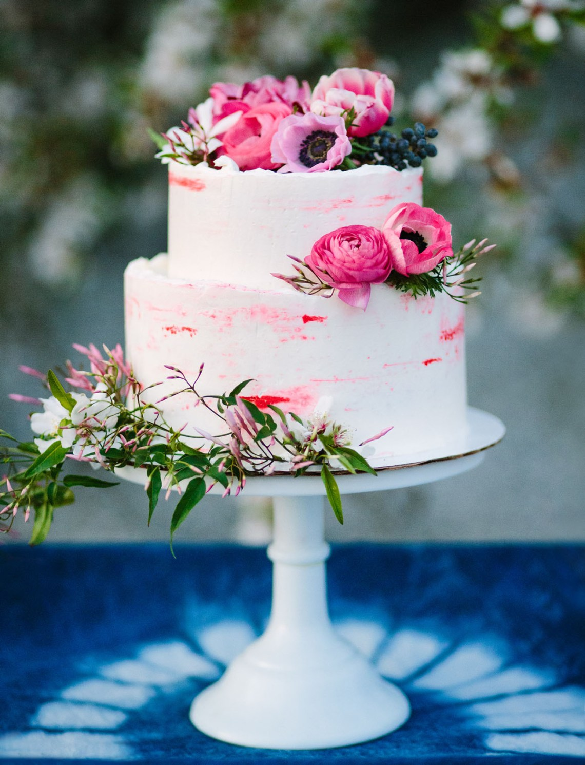 Our Favorite Wedding Cakes from 2016 | Green Wedding Shoes