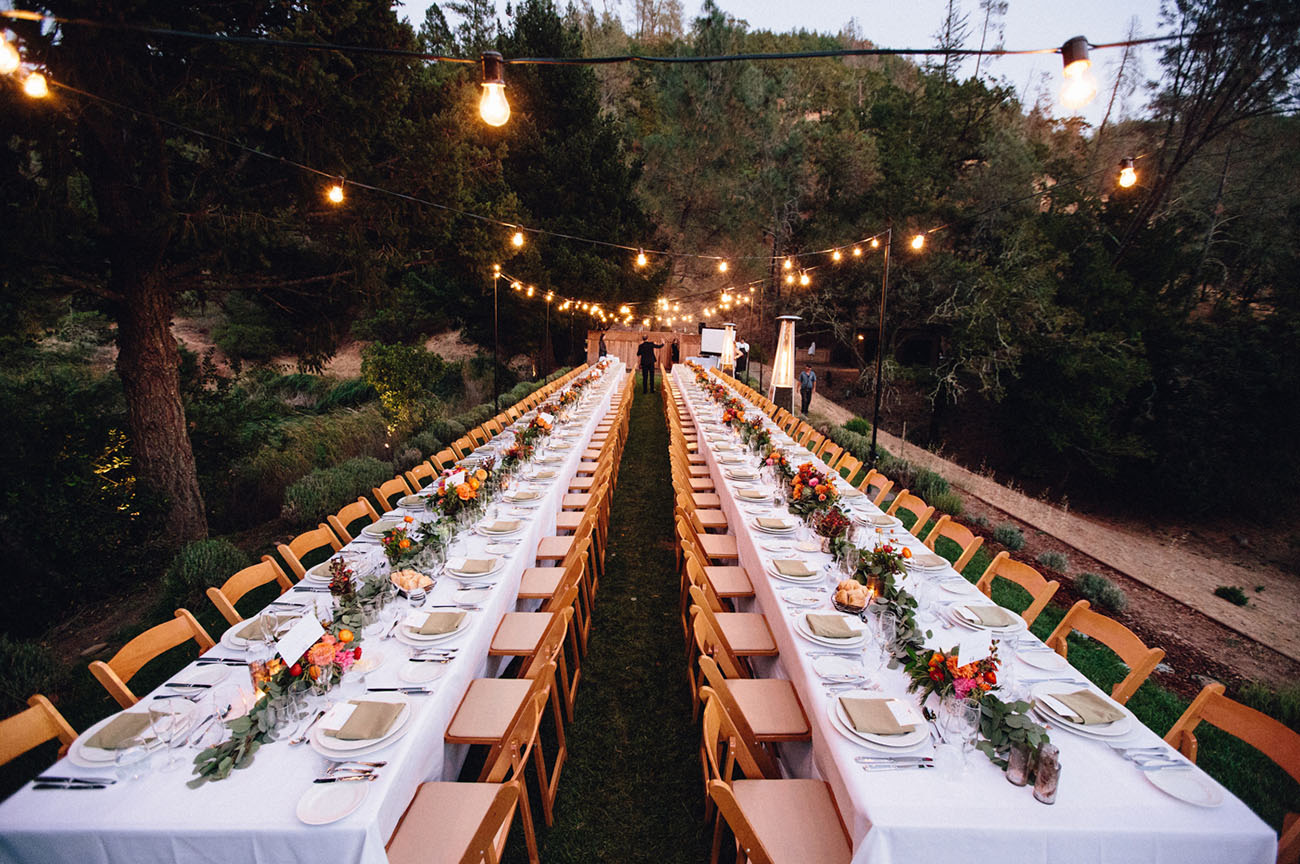 A Romantic Wedding Weekend At Calistoga Ranch