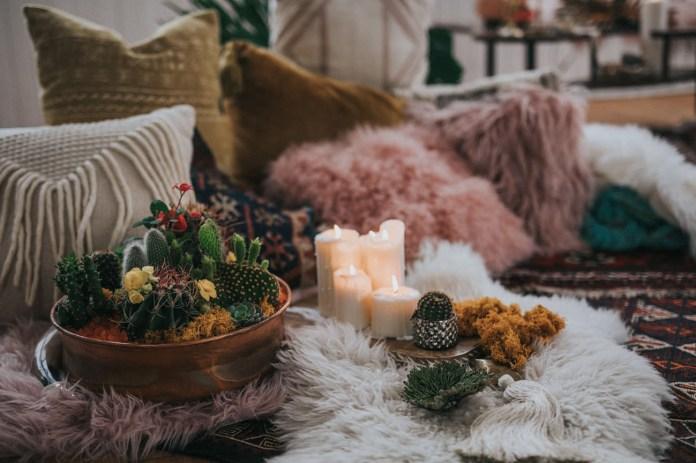 Enchanting Moroccan Elopement in Charming Loft