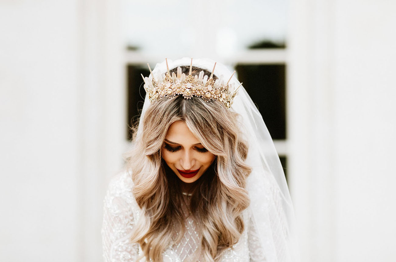 Top It Off! The Bridal Headpiece Trends We're Loving And