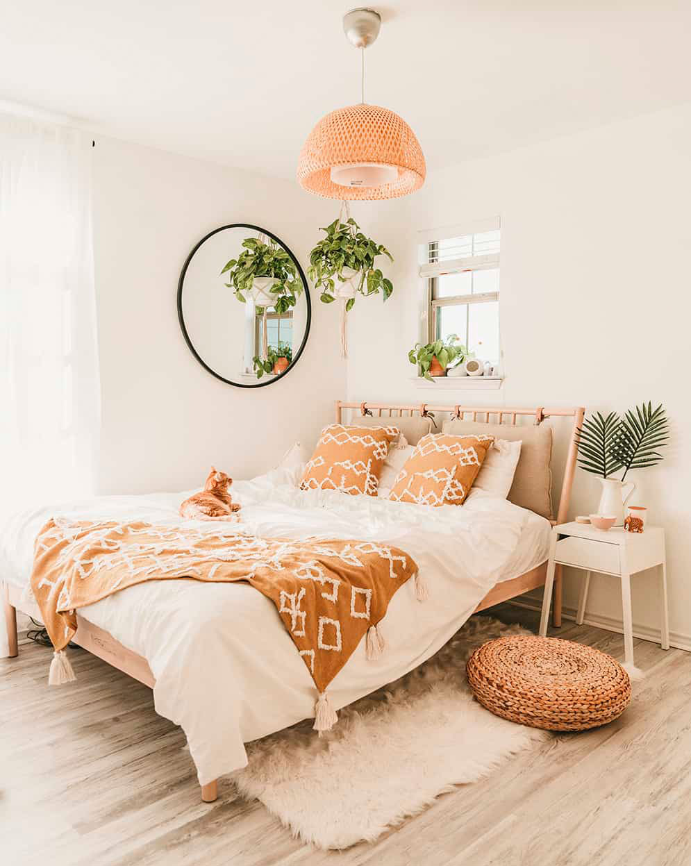 Our Favorite Boho Bedrooms (and How to Achieve the Look ... on Boho Bedroom  id=52889