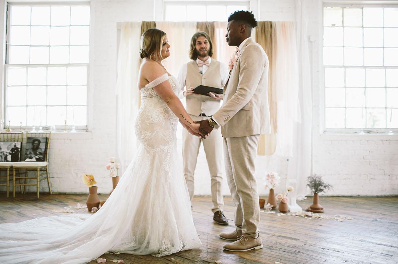 Michigan Socially Distant Wedding
