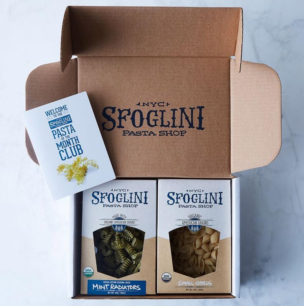 Pasta Gift Box