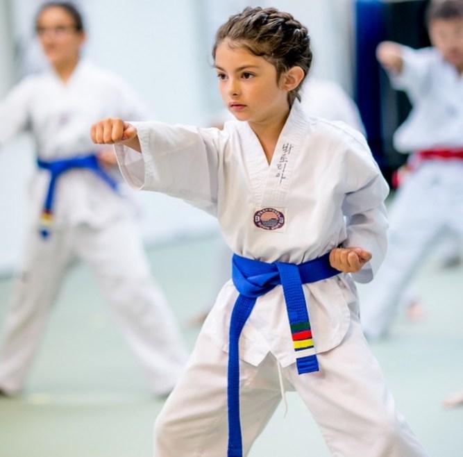 Kids Karate Class Dynamic Martial Arts