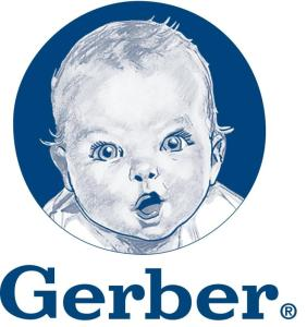 Top five logos - Gerber