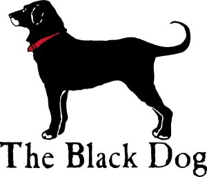 Top five logos - The Black Dog