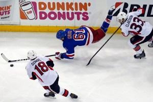 Dunkin' Donuts Melts the Heart of a Five-Year-Old Hockey Fan