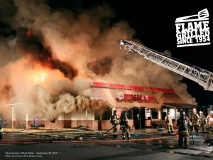 "Burger King ""Pennsylvania"" ad"