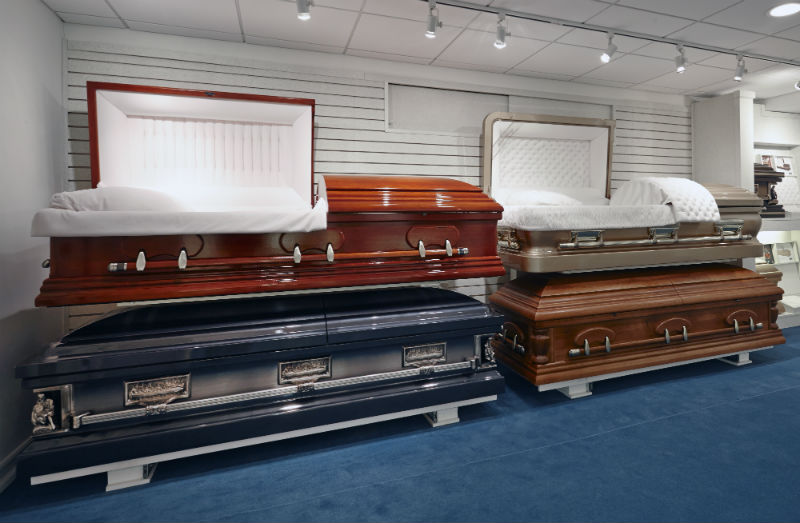Custom Affordable Caskets And Selection Room In Manhattan
