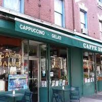 JG MELON OPENS in GREENWICH VILLAGE with CAFFE DANTE on The Block