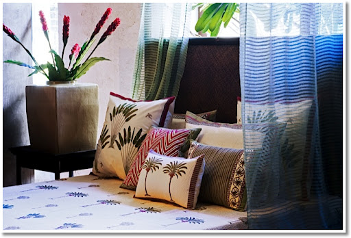 Tropical Luxury And Indian Modern Incorporate Iconic Images From Different Areas Of The Country The Unique Aesthetic Of Good Earth Allows Clients