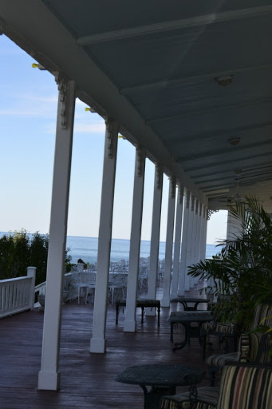 Block Island Hotel Grand Porch