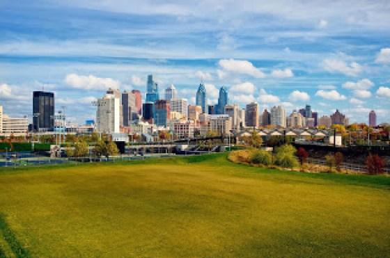 Philadelphia's green spaces
