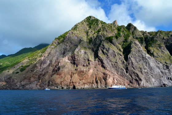 saba island caribbean