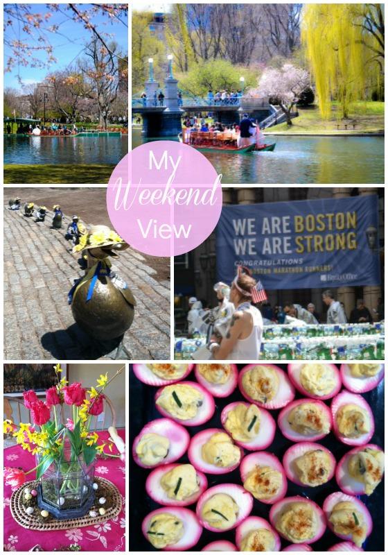 weekend view boston