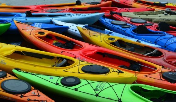 kayak portland maine