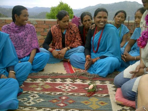 Artisans from Nepal