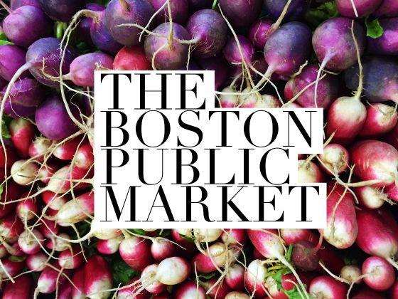 The Boston Public Market Arrives