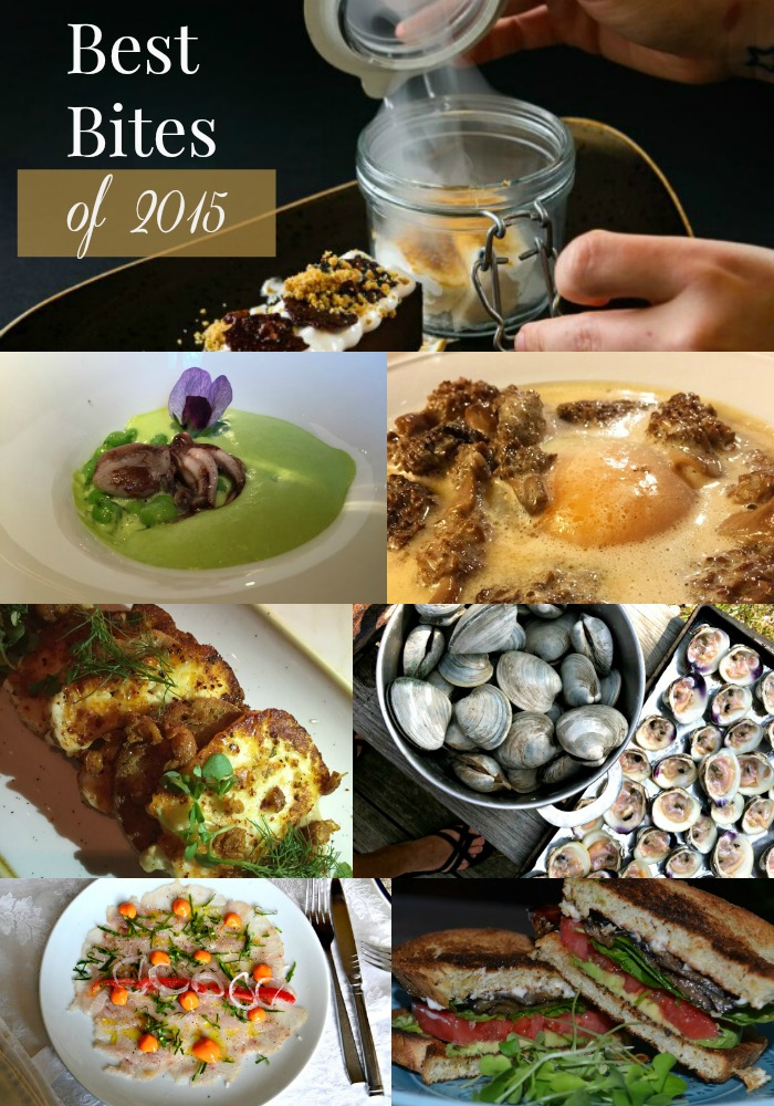 Best Bites 2015 from around the globe.