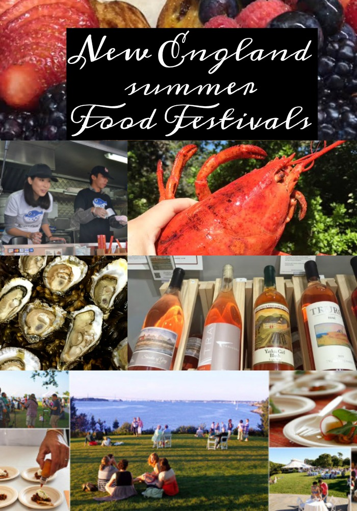 Taste New England Summer Food Festivals