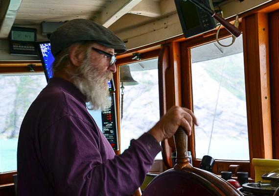 MV Westward Capt. Bill Bailey
