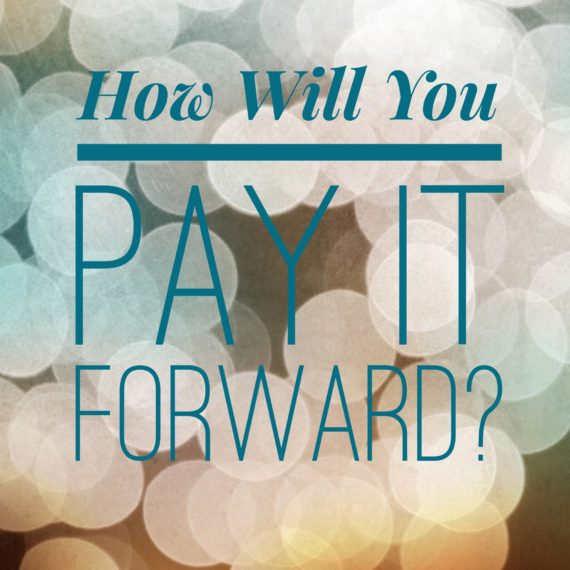 Pay it Forward with Stonyfield