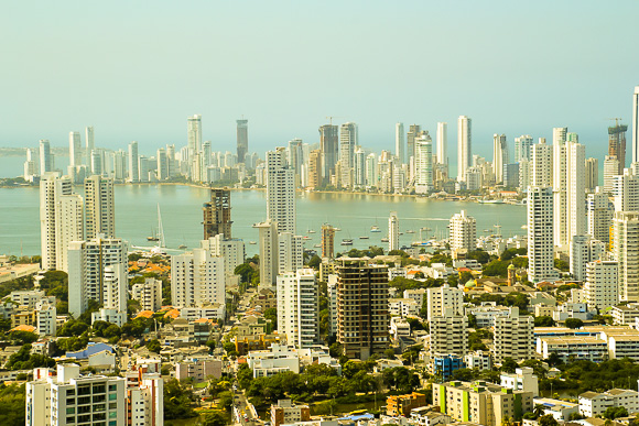 A magic mix of old and new in Cartagena