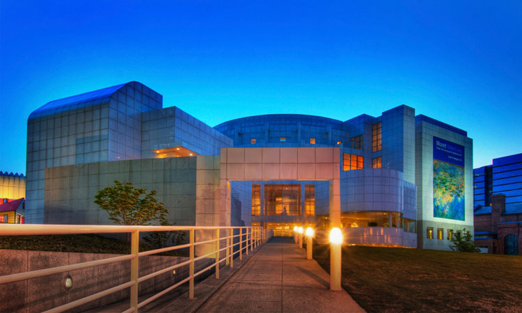 Architect Richard Meier won the Pritzker Architecture Prize in 1984 for designing the building that houses The High Museum of Art.
