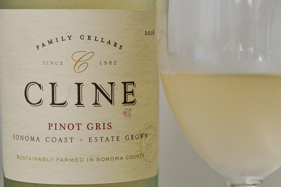 sustainable wine Cline Family Cellars