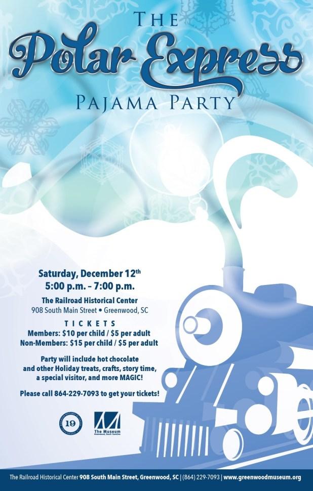 Pajama Party Poster