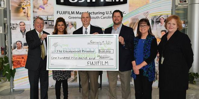 FUJIFILM, Greenwood Promise