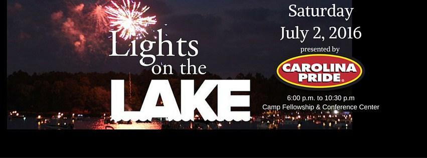 Lights on Lake Greenwood