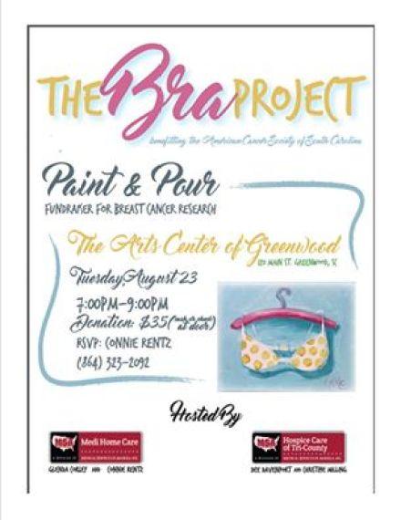 bra project fundraisesr