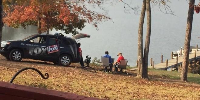 Breaking News: Drowning in Lake Greenwood