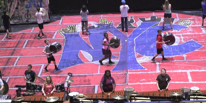 96 Drumline to compete in World Finals