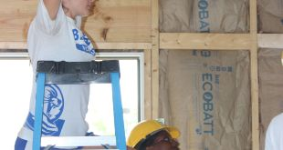 Lander helps habitat