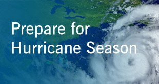 Hurricane Season is here
