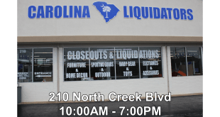 Don't Miss Carolina Liquidators' Contest and HUGE September Sale!