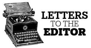 Letter to the editor from John Long