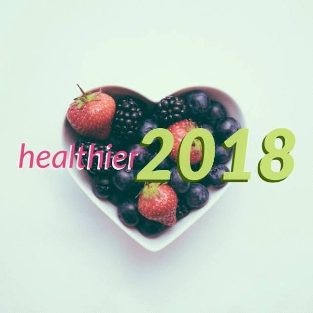 Healthier 2018 with Essential Oils