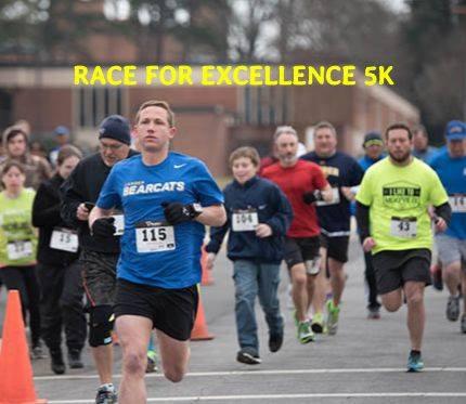 Race for Excellence 5K Fun Run/Walk
