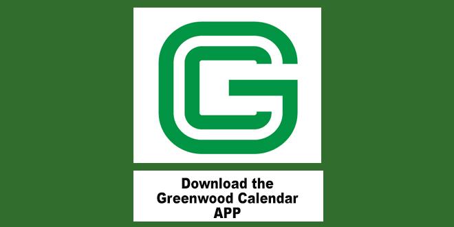 Get the Greenwood Calendar App