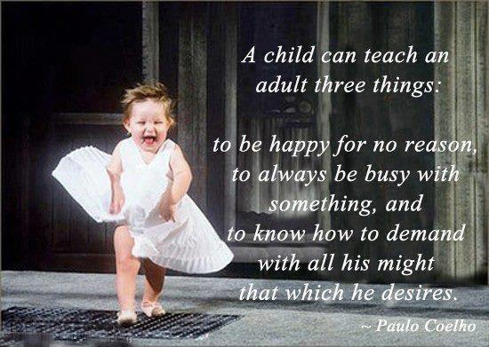 Lessons from Children