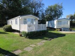 Bablock Hythe Caravan Park